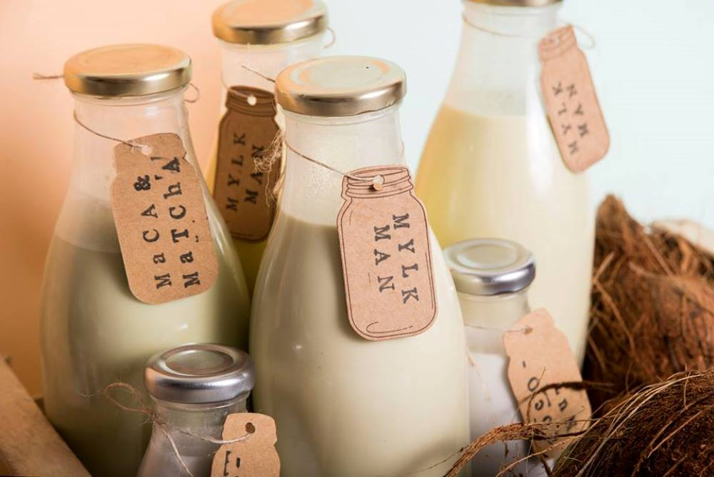 Londoners Can Now Get Plant-Based Milks Delivered In Glass Bottles