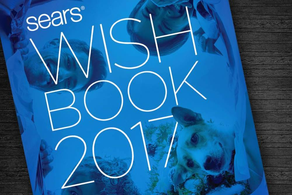 Sears Brings Back Its Holiday Wish Book In Digital And Print
