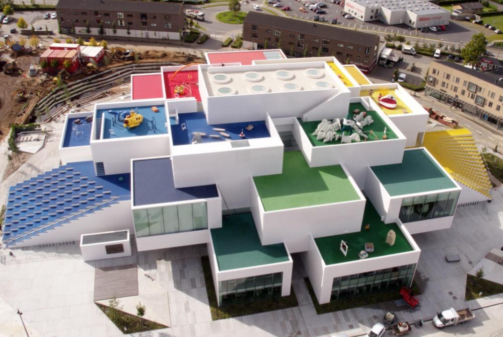 LEGO House In Denmark Is A Dream For Brick-Loving Builders