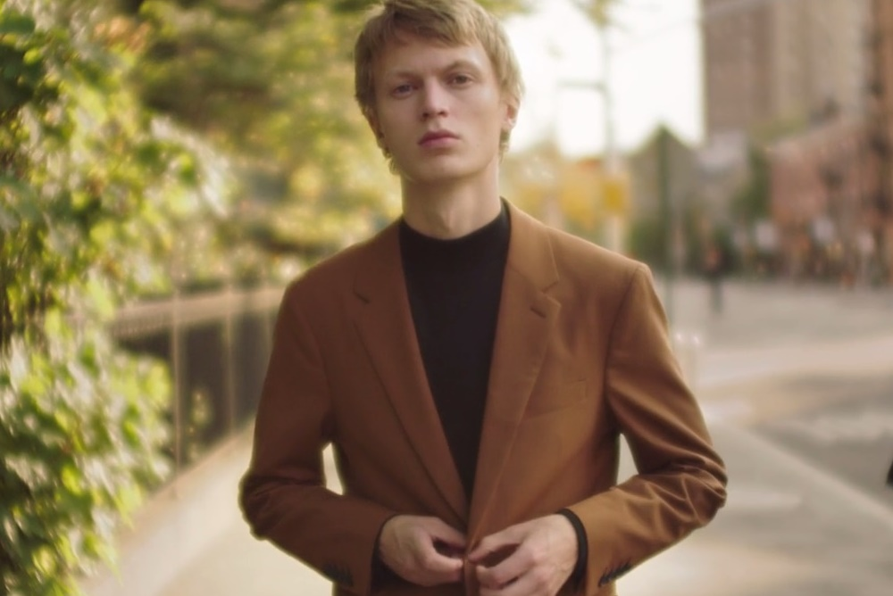 Theory Has Developed An Environmentally Responsible Collection Of Wool Suits