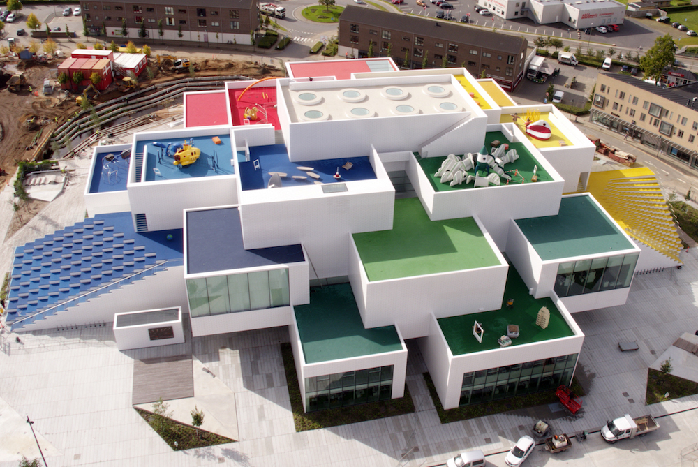 Airbnb Asks One Question In Contest To Win A Night In LEGO House