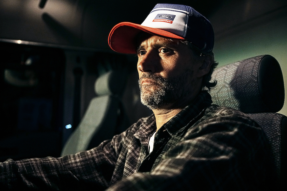 Ford Trucker Cap Prevents Drivers From Falling Asleep
