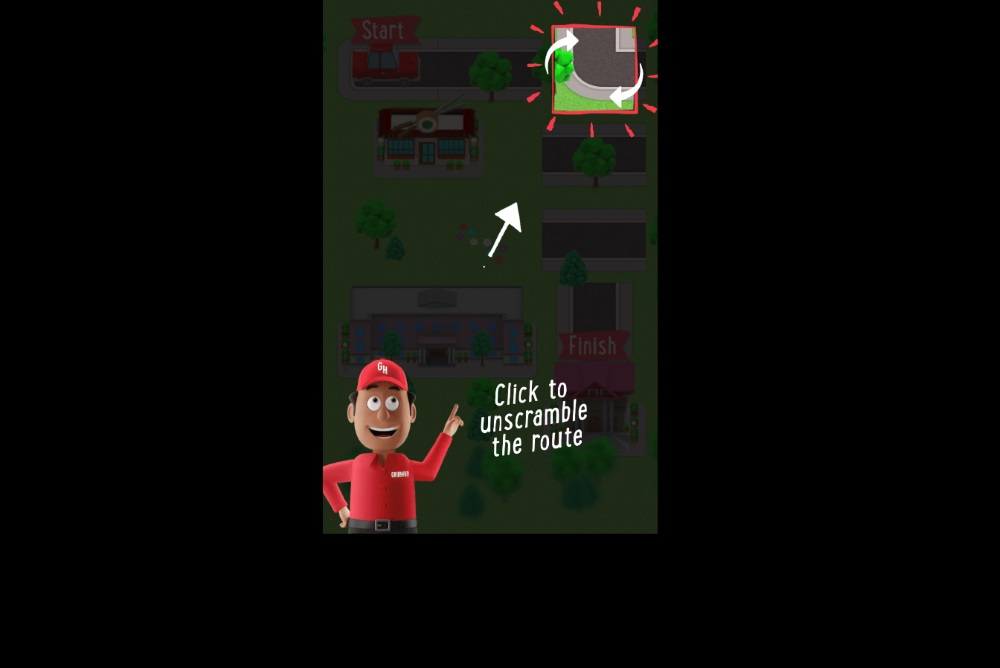 Grubhub's Latest Advertisement Is A Video Game