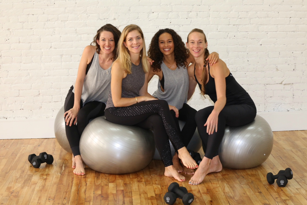 This NYC Gym For Expectant Mothers Is Made For Pregnant Bodies