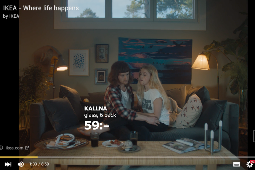 New IKEA Ads Bore Their Way Into Consumers' Lives