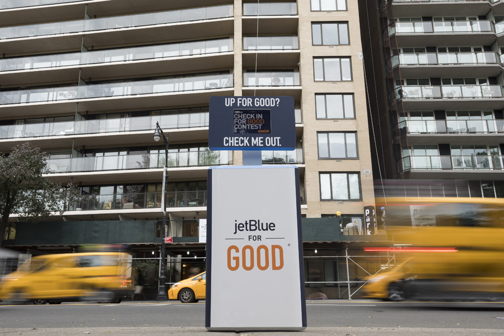 JetBlue Invites Customers To Celebrate A Month Of Doing Good