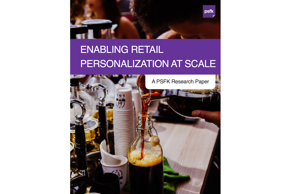 Enabling Retail Personalization At Scale
