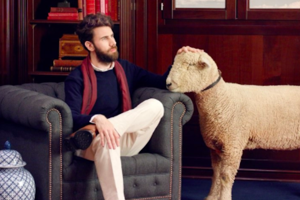 Brooks Brothers Partnered With Instagram Star To Loop Video Ad