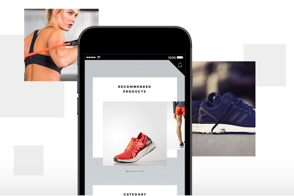 Updated Adidas Shopping App Is Personalized To What You Like