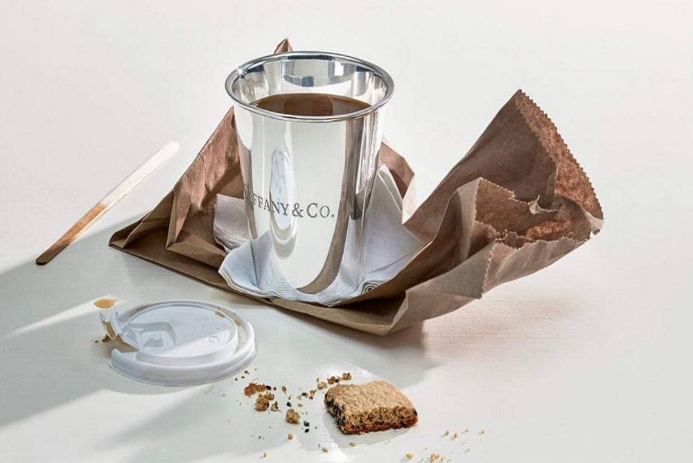 Tiffany Released A Line Of Everyday Objects, Including A $1,000 Tin Can