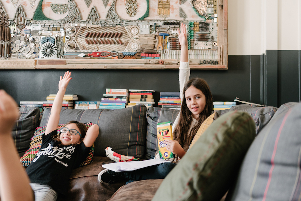 WeWork Founders Start An Elementary School Called WeGrow