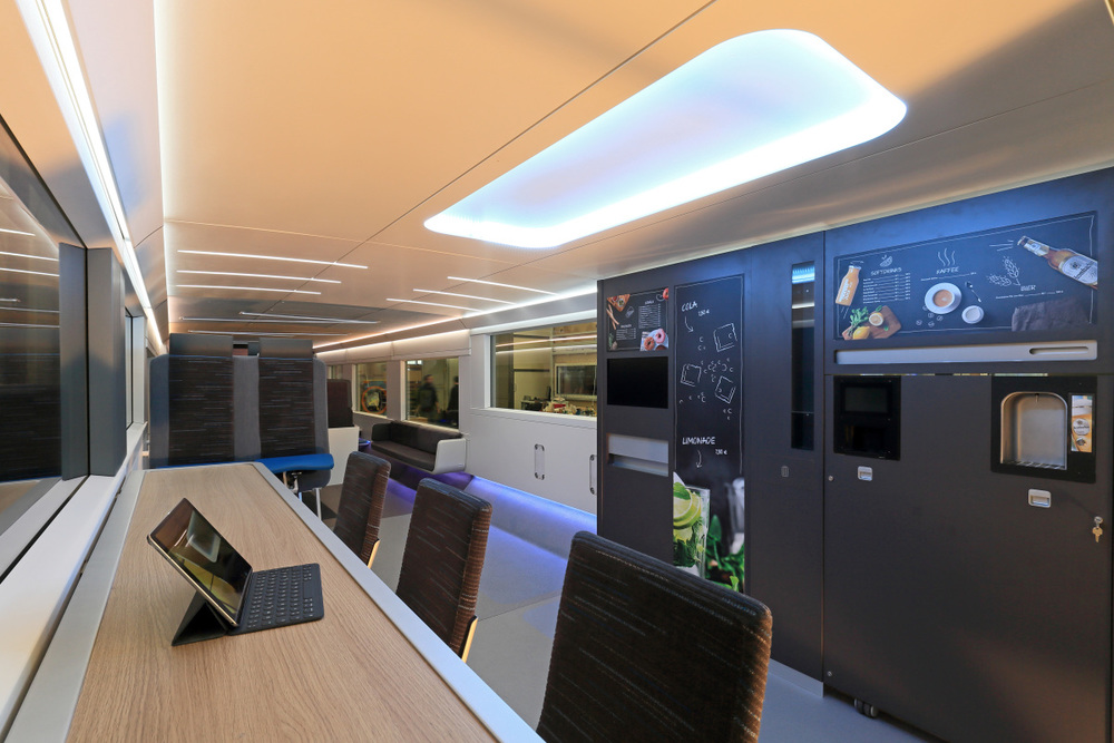 A Gamer's Paradise Could Be Found Aboard Germany's Trains Of The Future