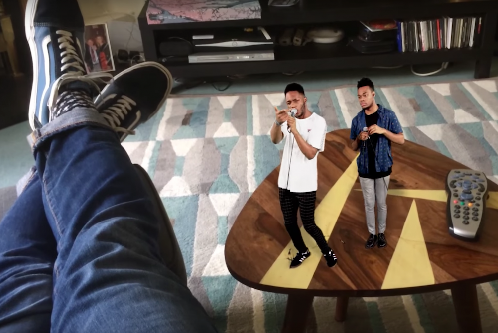 Create Live Performances Anywhere Anytime With AR