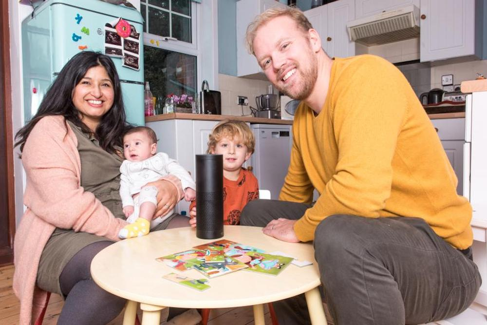 How Amazon's Alexa Is Becoming Part Of The Family