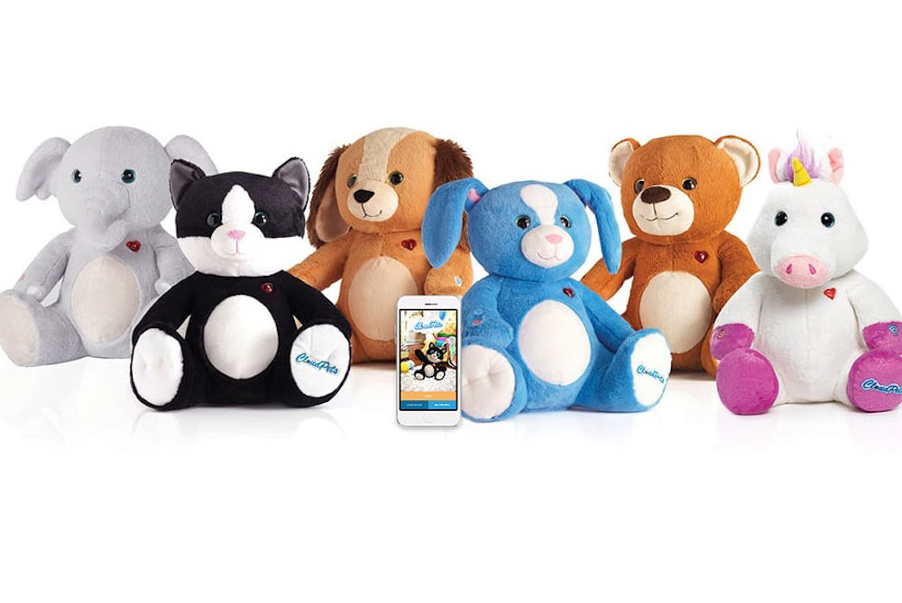 Strangers Can Talk To Your Child Through 'Connected' Toys
