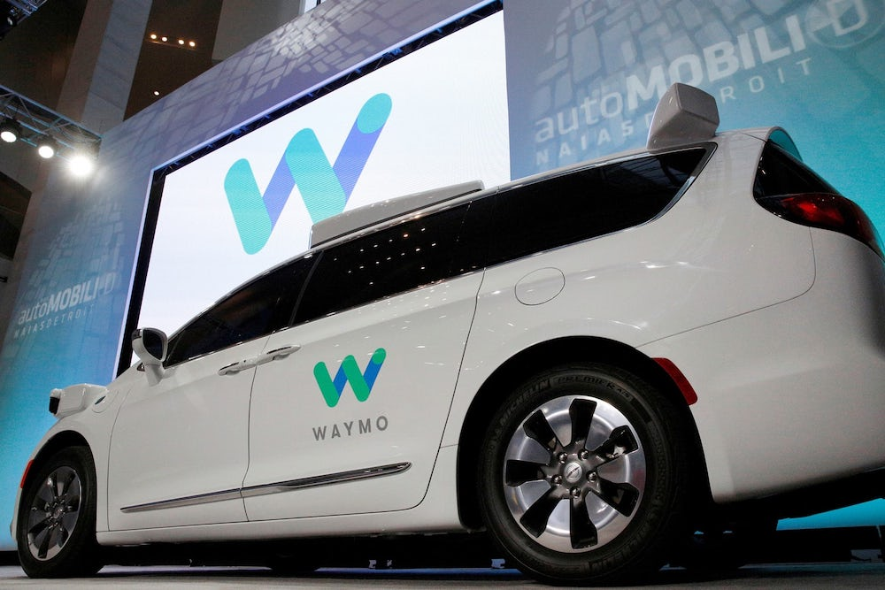 Waymo Has Launched A Fully Autonomous Ride-Hailing Service