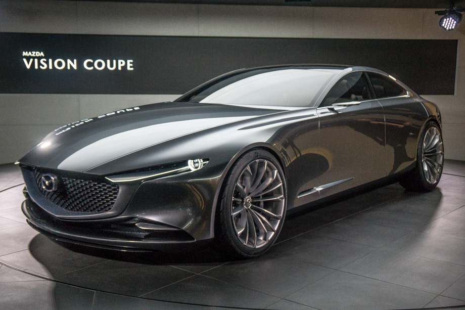 Mazda's New Ambitious Design Philosophy Is Meant To Represent Japan