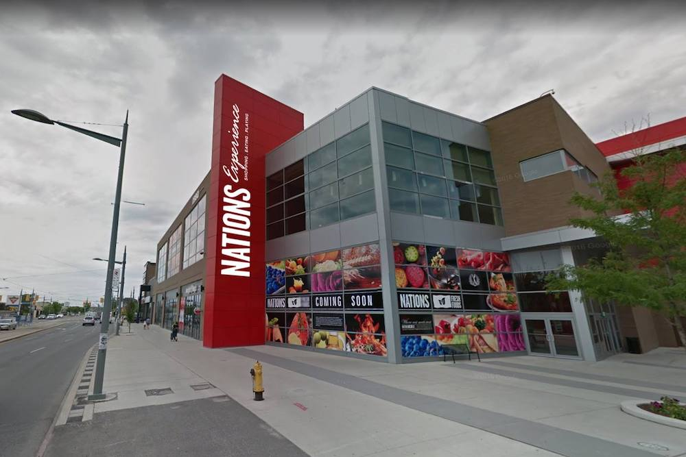 Toronto Supermarket Combines Dining, Entertainment And VR