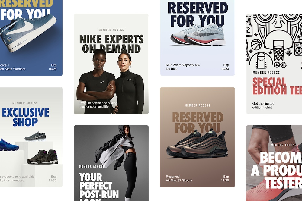 NikePlus App Lets Shoppers Connect Directly With Experts