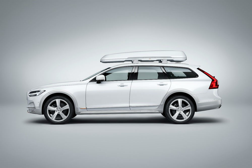Volvo Constructs Interiors Made From Ocean Waste