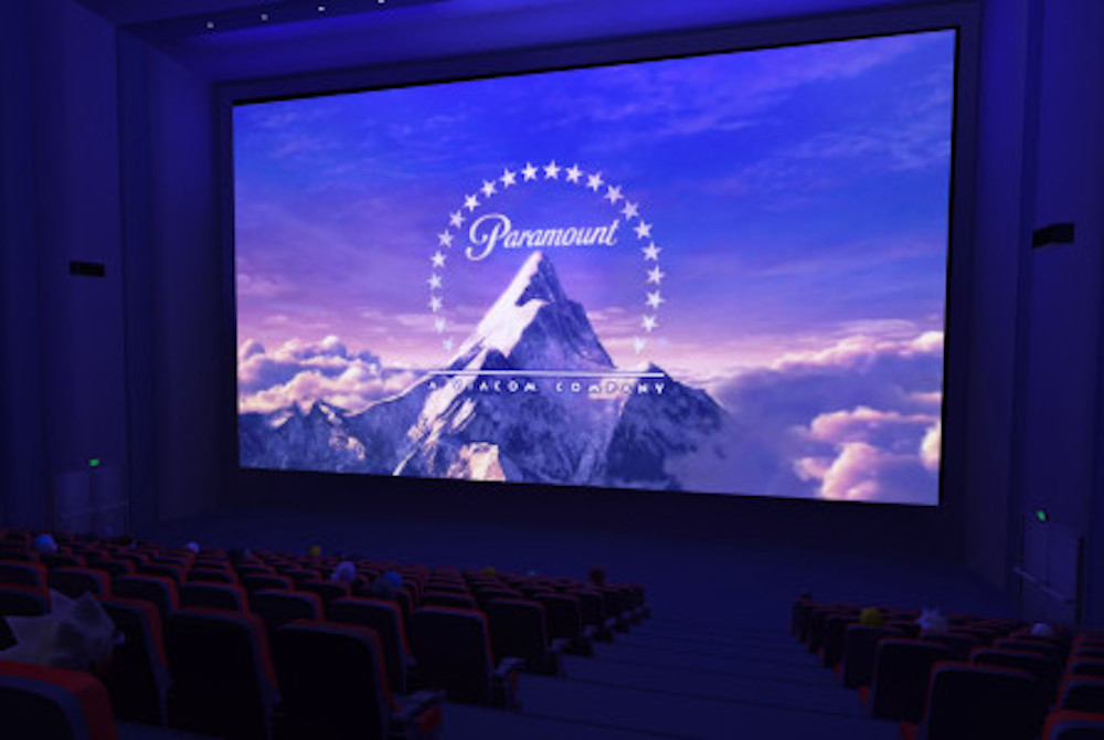 Paramount Pictures Will Launch A VR Movie Theater