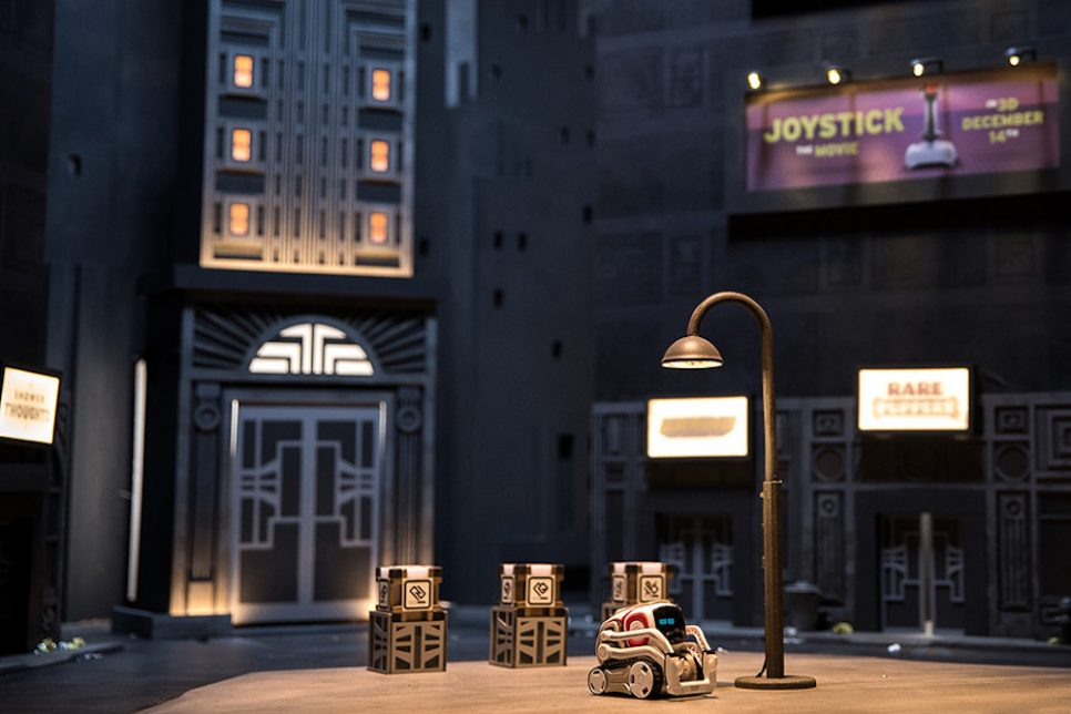Toy Robot Brand Markets To Reddit With Mini Escape Rooms