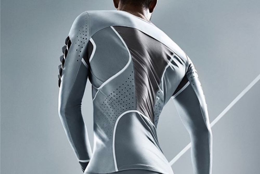 Jumpers Defy Gravity With Athletic Wear Made From Condom Material