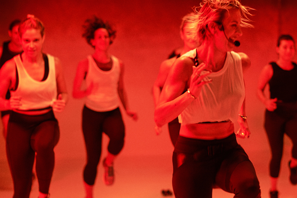 SoulCycle Creates Space For Off-The-Bike Exercises