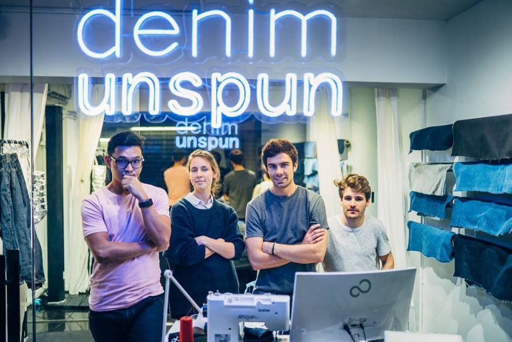 This Store Is Trying To Give Shoppers A New Way To Buy Jeans