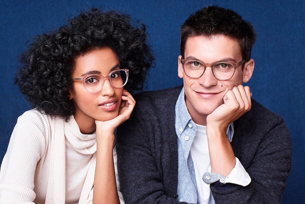 Warby Parker Uses The New iPhone To Map Shoppers' Faces For A Better Eyeglass Fit