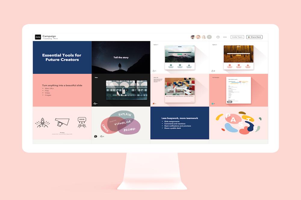 Using Design To Help People Put Together Better Presentation Decks