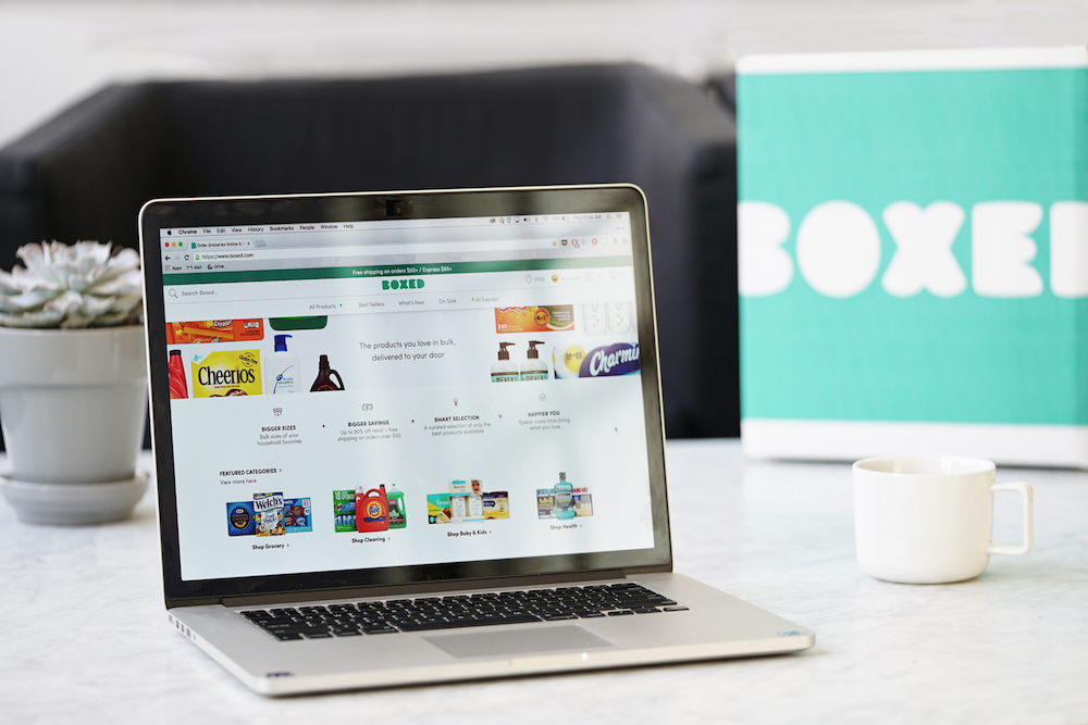 Boxed Is Using AR To Make It Easier For Shoppers Order Bulk Items Online