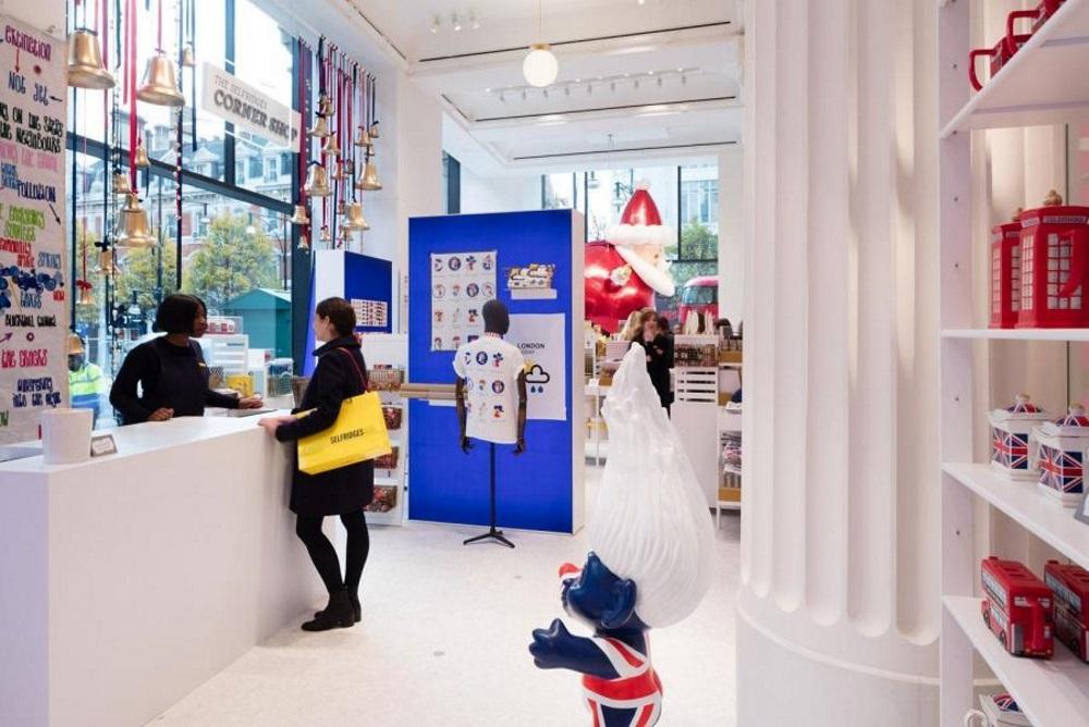 Selfridges Concept Corner Shop Curates Unique Brand Collaborations