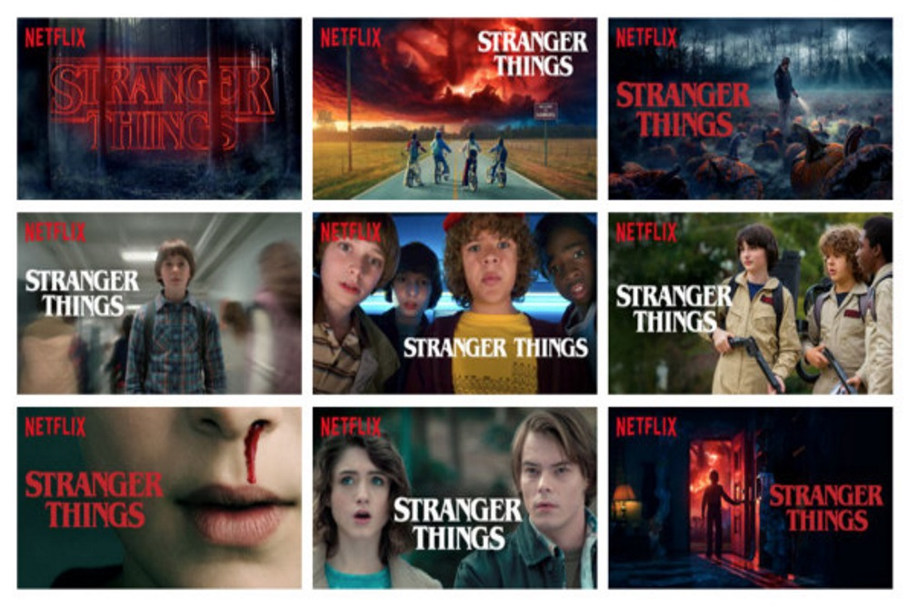 Netflix Is Personalizing Graphic Design To Individual Viewers