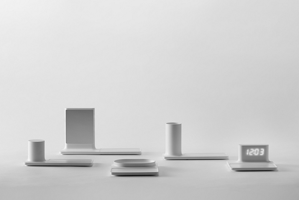 Wireless Charging Integrated Into Everyday Furniture Pieces