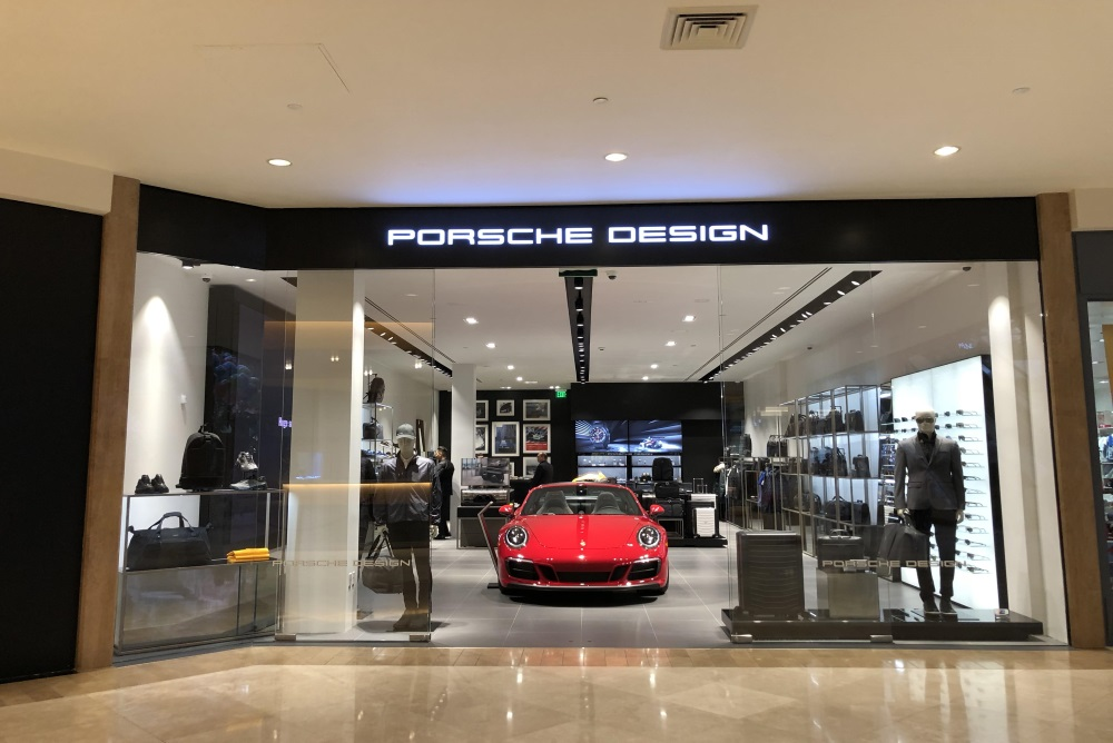 Porsche's First Concept Store Melds Automotive And Lifestyle