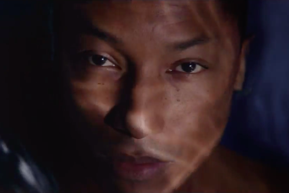 Pharrell Created A Song That Can Only Be Heard If Climate Change Is Addressed