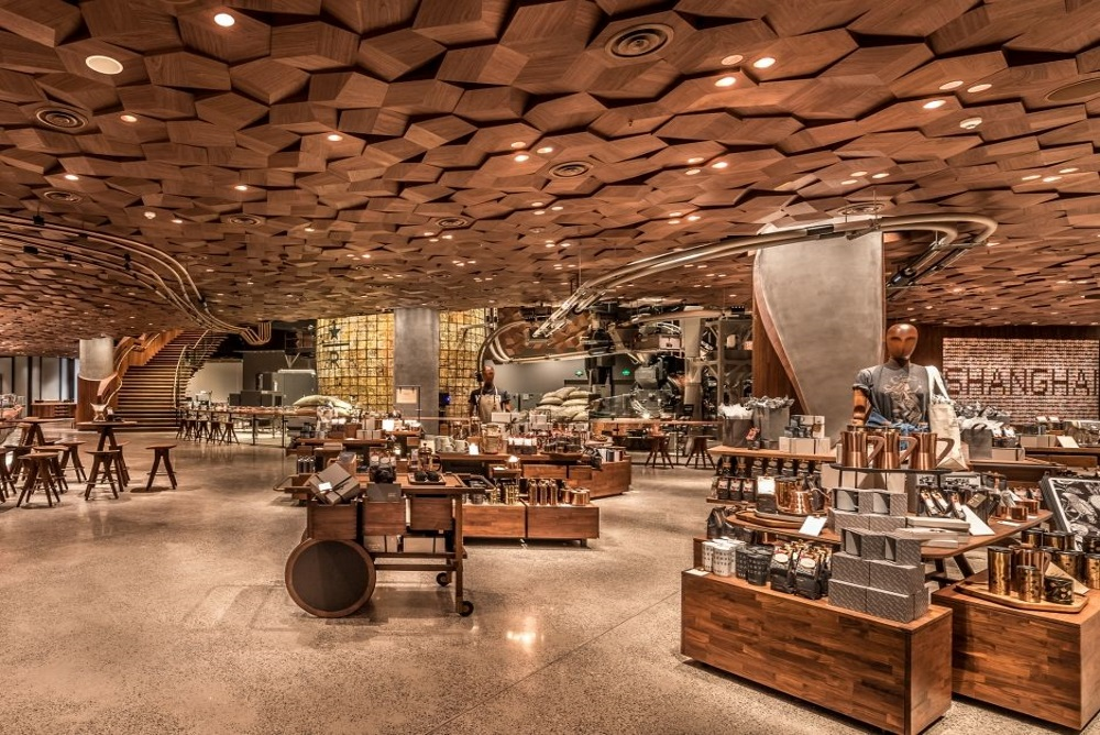 Starbucks' Latest Store Gives Guests An AR Tour Of Coffee Production