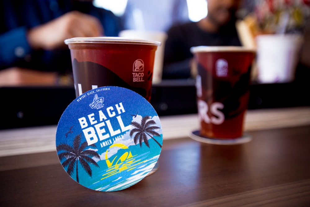 Taco Bell Stays Casual With Its Own Mexican-Style Lager