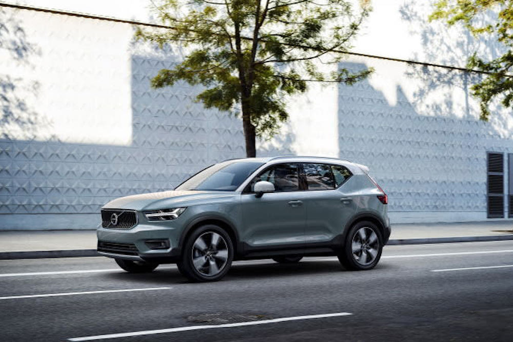 Volvo Now Lets Customers Access Cars With A Subscription
