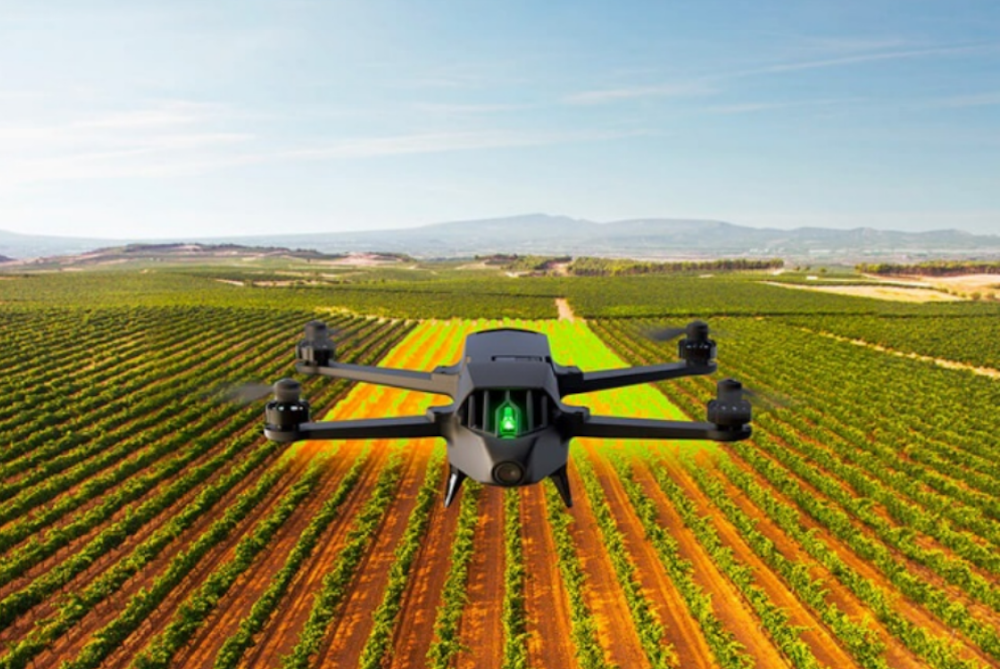 These Commercial Drones Fight Fires And Help Farmers