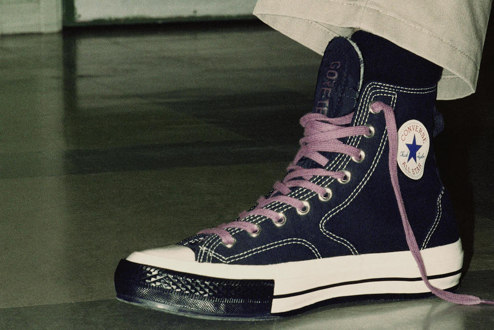 Converse's New Shoe Collection Is Waterproof