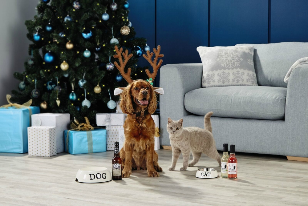 Aldi Introduces Pet-Friendly Wine And Beer In Time For The Holidays