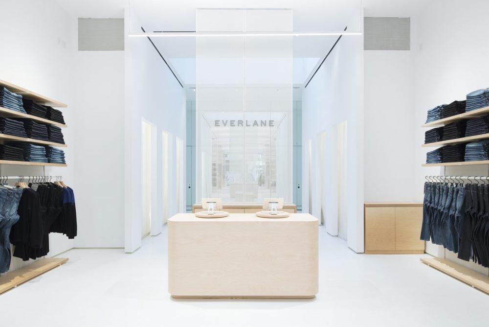 Online Fashion Favorite Everlane Has Opened Its First Permanent Store