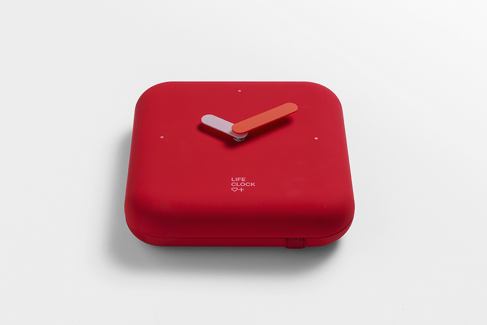 Emergency Kit Fits Neatly Inside This Inconspicuous Wall Clock