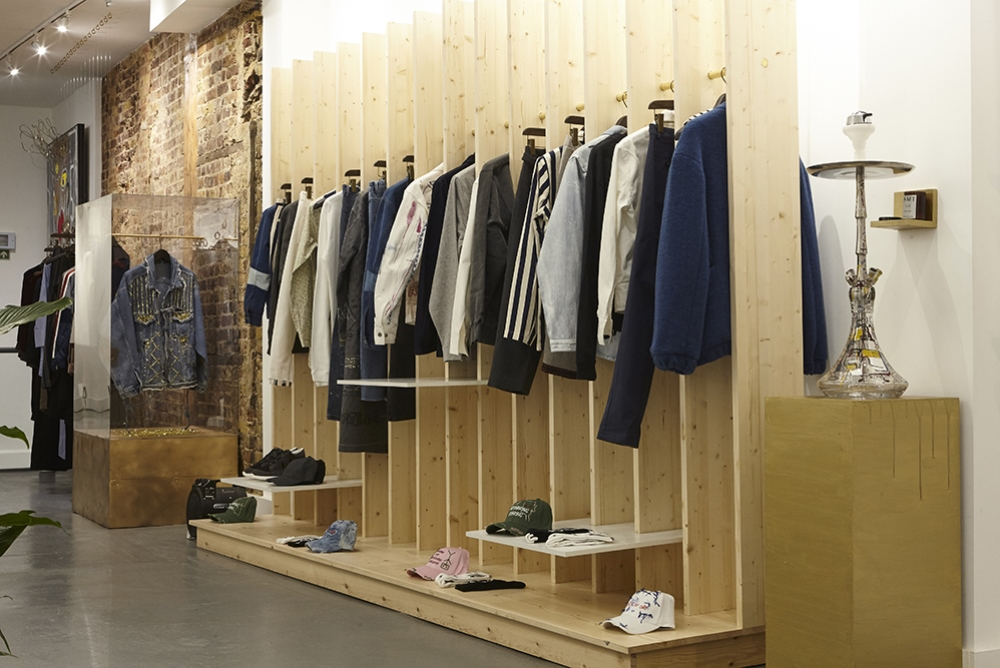 London Store Is Trying To Break The Norms Of Traditional Retail Spaces