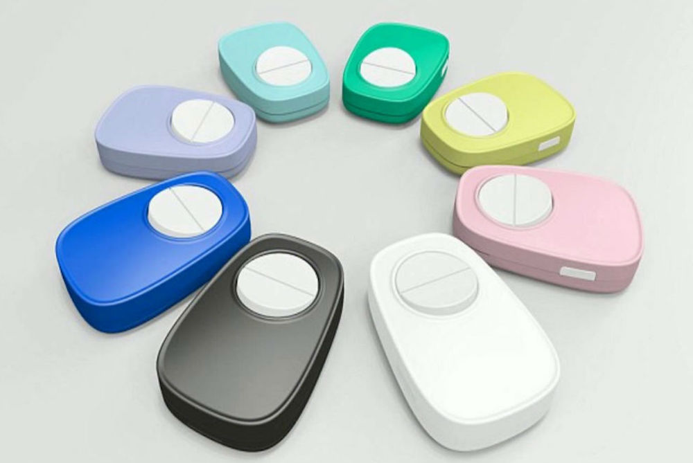Wearable Device Helps Keep Track Of Daily Birth Control Doses