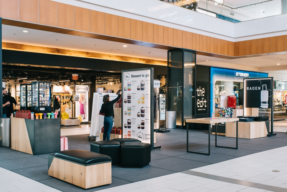 This Retail Space Helps Startups Establish A Presence In Malls