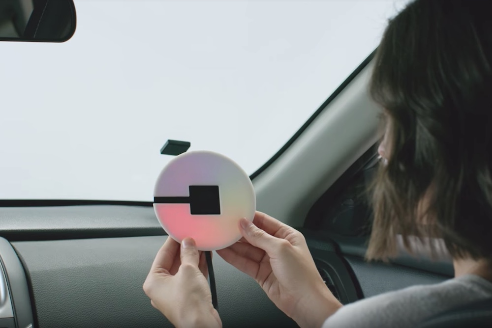Uber's New Beacon Helps Cars Stand Out From Traffic