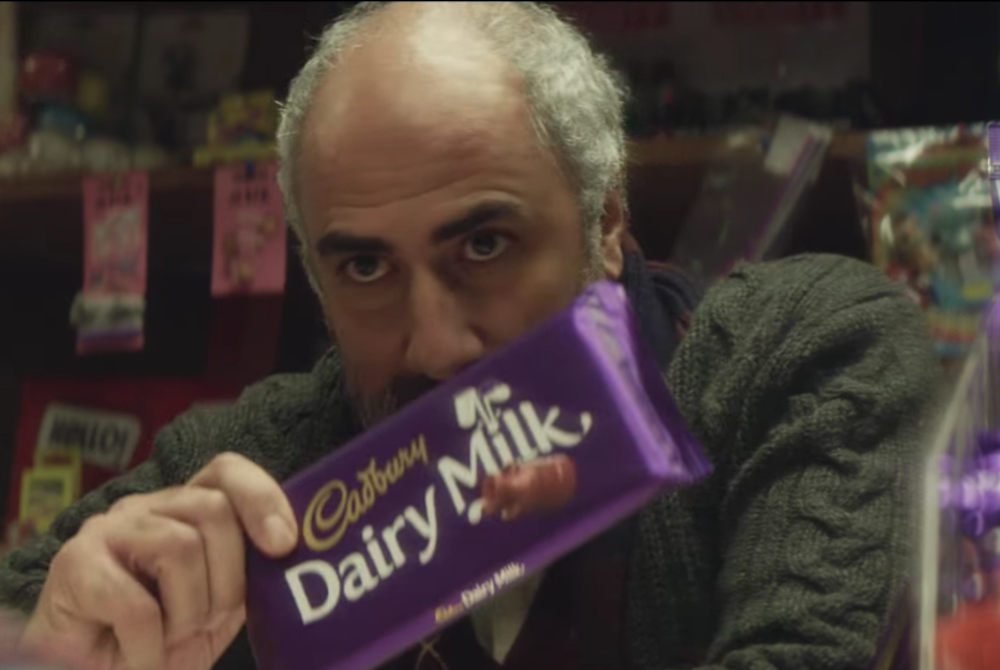 Cadbury Pop-Up Accepts Knick-Knacks In Exchange For Chocolate